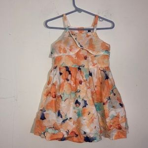 Janie and Jacke floral dress